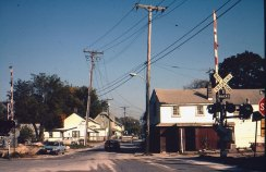 Church Lane, Texas 1990s