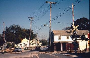 Church Lane, Texas 1990s