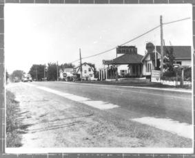 Giibons Blvd & York Rd 1942